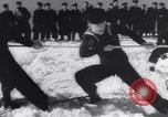 Image of Winter sports North Atlantic Ocean, 1944, second 9 stock footage video 65675040793
