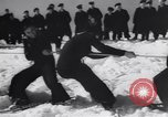 Image of Winter sports North Atlantic Ocean, 1944, second 10 stock footage video 65675040793