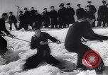 Image of Winter sports North Atlantic Ocean, 1944, second 11 stock footage video 65675040793