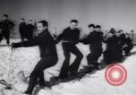 Image of Winter sports North Atlantic Ocean, 1944, second 12 stock footage video 65675040793