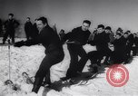 Image of Winter sports North Atlantic Ocean, 1944, second 14 stock footage video 65675040793
