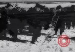 Image of Winter sports North Atlantic Ocean, 1944, second 24 stock footage video 65675040793