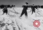Image of Winter sports North Atlantic Ocean, 1944, second 40 stock footage video 65675040793