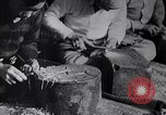 Image of Japanese workers and training of children for war Japan, 1941, second 32 stock footage video 65675040809