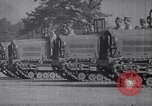 Image of Japanese workers and training of children for war Japan, 1941, second 42 stock footage video 65675040809