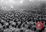 Image of Fervently patriotic Japanese people Pacific Theater, 1945, second 1 stock footage video 65675040811