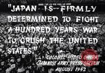 Image of Fervently patriotic Japanese people Pacific Theater, 1945, second 5 stock footage video 65675040811
