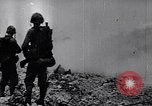 Image of Fervently patriotic Japanese people Pacific Theater, 1945, second 21 stock footage video 65675040811