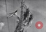 Image of Fervently patriotic Japanese people Pacific Theater, 1945, second 36 stock footage video 65675040811