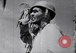 Image of Fervently patriotic Japanese people Pacific Theater, 1945, second 40 stock footage video 65675040811