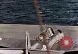 Image of strafing Pacific Theater, 1943, second 14 stock footage video 65675040817