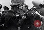 Image of Brigadier General Frank Hunter with Eagle Squadrons United Kingdom, 1942, second 9 stock footage video 65675040820