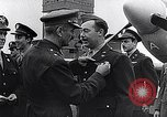 Image of Brigadier General Frank Hunter with Eagle Squadrons United Kingdom, 1942, second 10 stock footage video 65675040820