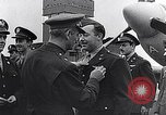 Image of Brigadier General Frank Hunter with Eagle Squadrons United Kingdom, 1942, second 12 stock footage video 65675040820