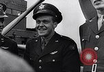 Image of Brigadier General Frank Hunter with Eagle Squadrons United Kingdom, 1942, second 14 stock footage video 65675040820
