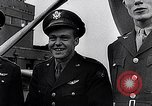 Image of Brigadier General Frank Hunter with Eagle Squadrons United Kingdom, 1942, second 15 stock footage video 65675040820