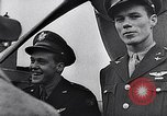 Image of Brigadier General Frank Hunter with Eagle Squadrons United Kingdom, 1942, second 16 stock footage video 65675040820