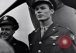 Image of Brigadier General Frank Hunter with Eagle Squadrons United Kingdom, 1942, second 17 stock footage video 65675040820