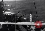 Image of Battle of Midway Pacific Theater, 1942, second 15 stock footage video 65675040843