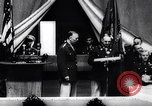 Image of General Marshall West Point New York USA, 1942, second 38 stock footage video 65675040844