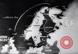 Image of British convoy to Soviet Union North Sea, 1942, second 28 stock footage video 65675040848