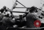 Image of British convoy to Soviet Union North Sea, 1942, second 40 stock footage video 65675040848
