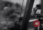 Image of British convoy to Soviet Union North Sea, 1942, second 41 stock footage video 65675040848