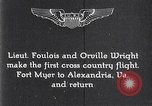 Image of Orville Wright Fort Myer Virginia USA, 1908, second 7 stock footage video 65675040851