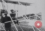 Image of Orville Wright Fort Myer Virginia USA, 1908, second 12 stock footage video 65675040851