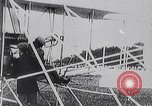 Image of Orville Wright Fort Myer Virginia USA, 1908, second 16 stock footage video 65675040851