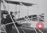 Image of Orville Wright Fort Myer Virginia USA, 1908, second 17 stock footage video 65675040851