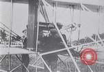 Image of Orville Wright Fort Myer Virginia USA, 1908, second 21 stock footage video 65675040851