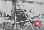 Image of Orville Wright Fort Myer Virginia USA, 1908, second 22 stock footage video 65675040851