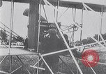 Image of Orville Wright Fort Myer Virginia USA, 1908, second 25 stock footage video 65675040851