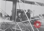Image of Orville Wright Fort Myer Virginia USA, 1908, second 32 stock footage video 65675040851