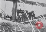 Image of Orville Wright Fort Myer Virginia USA, 1908, second 36 stock footage video 65675040851