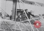 Image of Orville Wright Fort Myer Virginia USA, 1908, second 38 stock footage video 65675040851