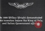 Image of Wilbur Wright Italy, 1909, second 1 stock footage video 65675040852