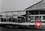Image of Wilbur Wright Italy, 1909, second 15 stock footage video 65675040852