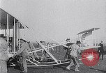 Image of Wilbur Wright Italy, 1909, second 21 stock footage video 65675040852