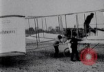Image of Henri Farman Issy-les-Moulineaux France, 1908, second 22 stock footage video 65675040853