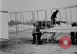 Image of Henri Farman Issy-les-Moulineaux France, 1908, second 24 stock footage video 65675040853