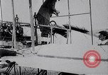 Image of Henri Farman Issy-les-Moulineaux France, 1908, second 45 stock footage video 65675040853