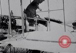 Image of Henri Farman Issy-les-Moulineaux France, 1908, second 46 stock footage video 65675040853
