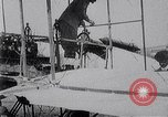 Image of Henri Farman Issy-les-Moulineaux France, 1908, second 47 stock footage video 65675040853