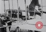 Image of Henri Farman Issy-les-Moulineaux France, 1908, second 49 stock footage video 65675040853