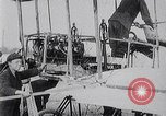 Image of Henri Farman Issy-les-Moulineaux France, 1908, second 50 stock footage video 65675040853