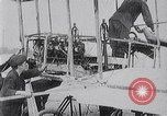 Image of Henri Farman Issy-les-Moulineaux France, 1908, second 51 stock footage video 65675040853