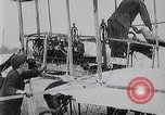 Image of Henri Farman Issy-les-Moulineaux France, 1908, second 52 stock footage video 65675040853