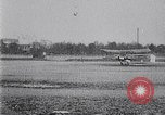 Image of Henri Farman Issy-les-Moulineaux France, 1908, second 57 stock footage video 65675040853